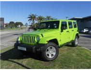 2012 Jeep Wrangler Unlimited 3.6 Auto