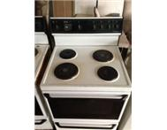 2 x Defy 731 T Thermofan 4 plate stove and oven