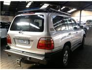 Toyota - Land Cruiser VX Station Wagon Auto