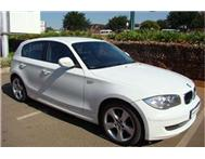 BMW 1 Series 5 door steptronic