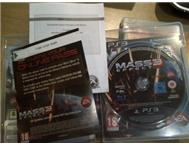 MASS EFFECT 3 for PS3 Northcliff/randburg