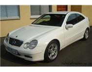 2001 Mercedes-Benz C230 K Coupe Auto