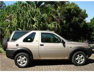 Freelander 2002 2.0 Td4 in good working condition