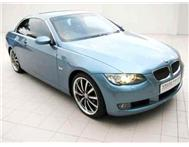 2007 BMW 3 SERIES 330i Convertible Steptronic (E93)