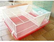 CAGES FOR HAMSTER/RAT/MICE BIRDS & REPTILES FROM R100