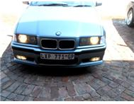 price to go on bmw 325i dolphin Pretoria