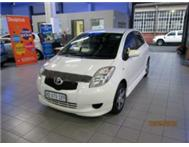 2008 YARIS T3 PLUS 5 DOOR