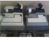 cash registers scanners slip printer for sale and hire