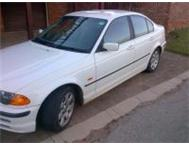 BMW 323i e46 2000 model Humansdorp