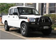 2013 Mahindra Scorpio 2.2 mHawk Pik Up Double Cab Adventure 4x4