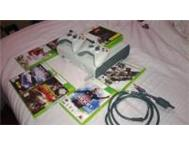 Xbox 360 2 Wireless Controllers 8 Games Pretoria East