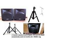 OUtDoor SOUND System for sale