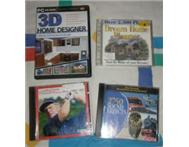 Various CD Roms for sale