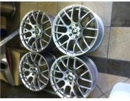 bmw 18inch csl rims for sale