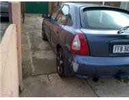 2.0 16 Valve Daewoo Nubira to swop or for sale