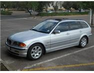 2001 BMW 3 SERIES 325i Touring (E46) F/L