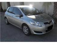 2007 Toyota Auris 160 Rt