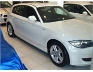 2010 BMW 1 SERIES BMW 116i auto with black leather still under motor plan till 2015