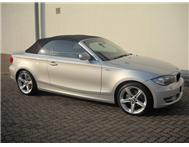 BMW - 125i (E88) Convertible Exclusive Auto