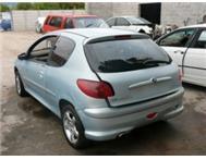 Peugeot 206 GTi Stripping for Spares