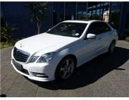 2012 Mercedes-Benz E-class E 500 Be Avantgarde