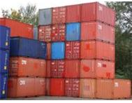 20ft and 40ft shipping containers / For storage Durban