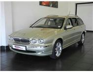 2008 JAGUAR X-TYPE 2.0 SE Estate A/T - FROZEN JUNE PRICES