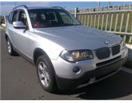 2009 BMW X3 3.0d Steptronic