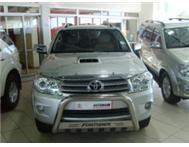 2009 Toyota Fortuner 3.0 D4D 4x2 Manual with only 116000km