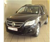 Volkswagen (VW) - Tiguan II 1.4 TSi BlueMotion Trend and Fun (90 kW)