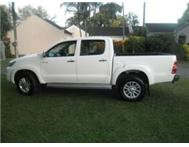 2012 HILUX 3.0 D4D DOUBLE CAB 4X4 - REDUCED!!!