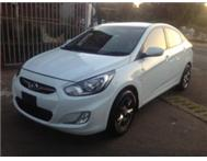 BARGAIN 2011 HYUNDAI ACCENT 1.6 GLS FLUID ONLY 28000KM!!!