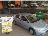 2006 Toyota Corolla 1.4i in Excellent Condition