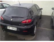 Alfa Romeo 147 1.6 tspark For Sale