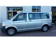 VW Transporter 4Motion SWB 8 seater