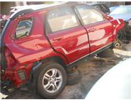 07 Kia Sportage 2.0crdi -Stripping for Spares