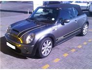 2008 MINI COOPER S CONVERTIBLE AUTOMATIC