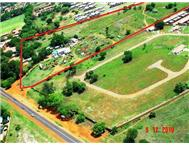 Vacant land / plot for sale in Theresapark