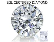 3.02 CT VS2 D NATURAL EGL CERTIFIED...