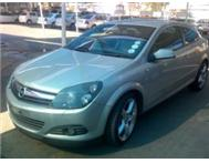 2006 Opel Astra 2.0 Turbo Coupe GTC