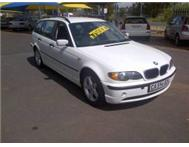2003 BMW 3 Series 318i Touring A/t (e46)