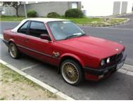 BMW e30 325i Baur TC2 convertible