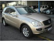 2005 MERCEDES-BENZ M-CLASS ML 320 C... Pretoria