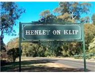 Property for sale in Henley On Klip