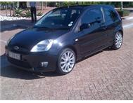 2006 Ford Fiesta 2.0i ST Black In Excellent Condition R89999