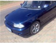 opel astra 160ie drive away