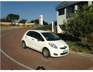 2009 TOYOTA YARIS T3 1.3 5 Door a/c