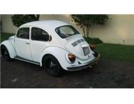 1978 VW Beetle 1600 Twin port