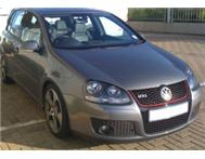 Golf 5 GTI in amazing condition lady driver low mileage