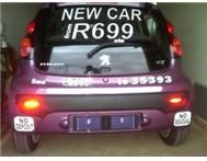 new car from R699